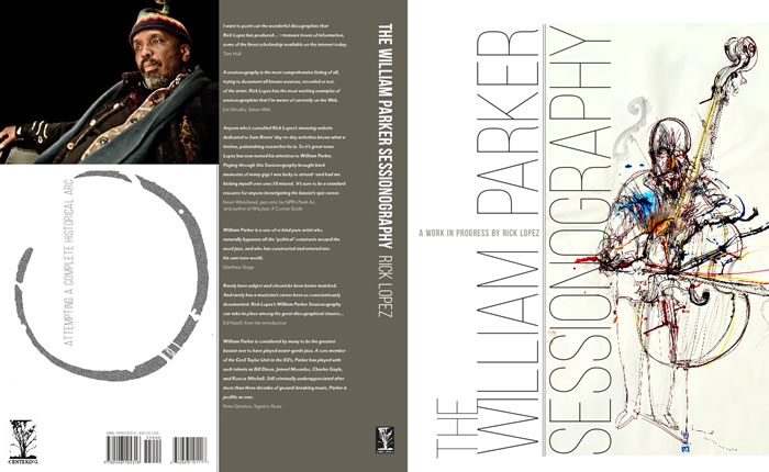 William Parker Sessionography