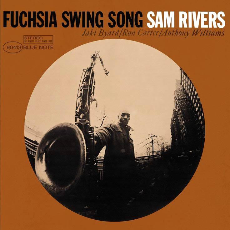 Sam Rivers Sessionography