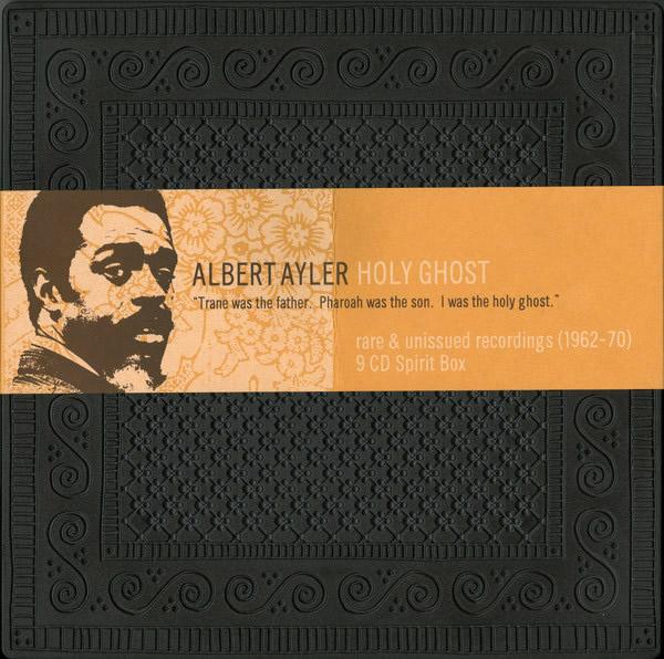 albert ayler discography wikipedia